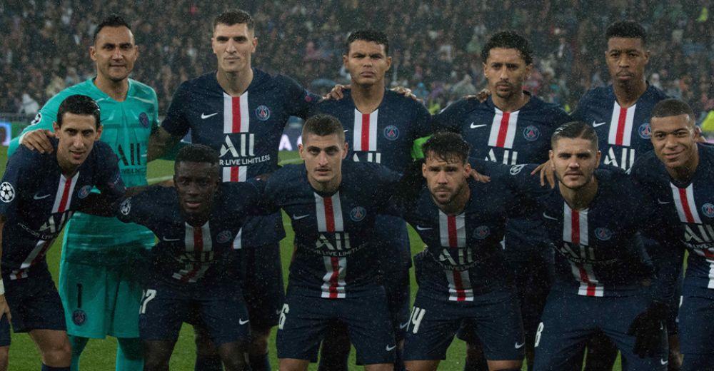 9. Paris Sain-Germain