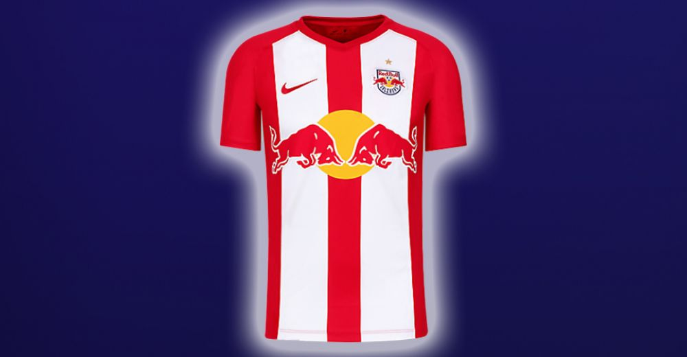 Red Bull Salzburg - thuisshirt