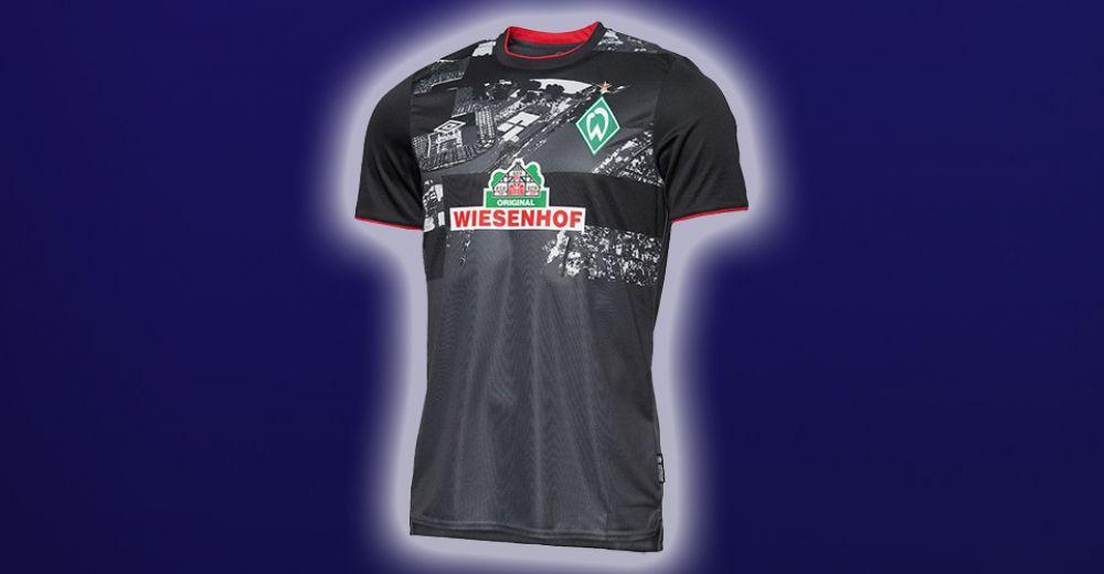 Werder Bremen - uitshirt