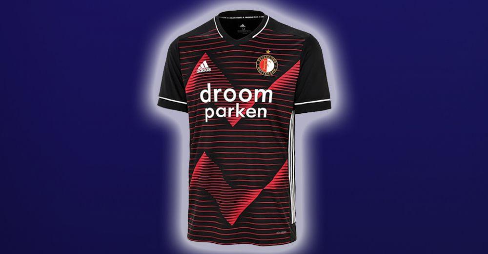 Feyenoord - uitshirt