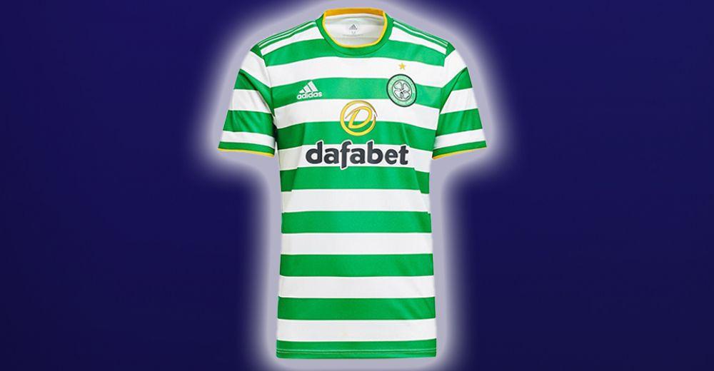 Celtic - thuisshirt