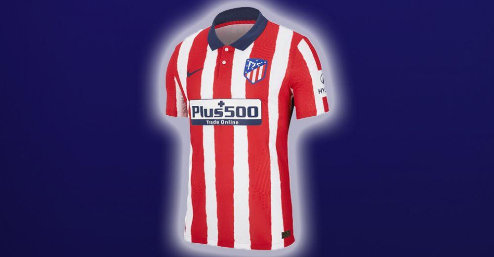 Atletico Madrid - thuisshirt