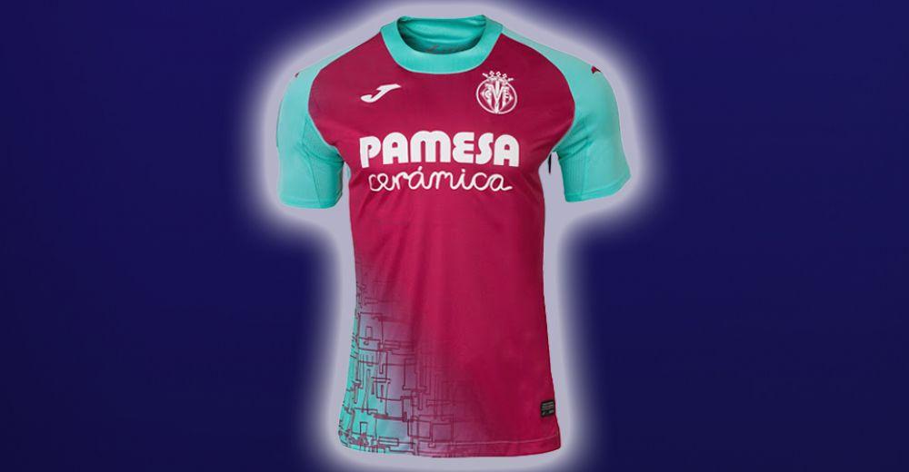 Villarreal - derde shirt