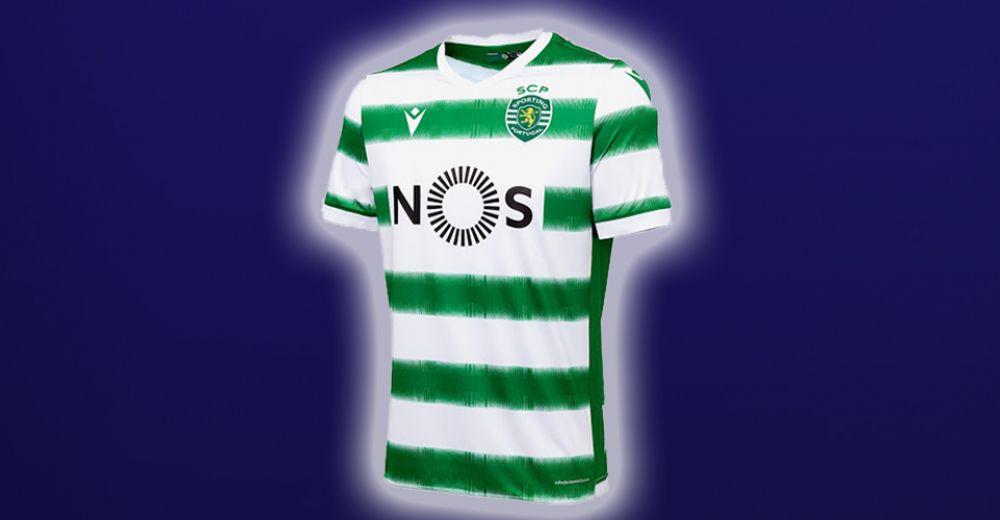 Sporting Portugal - thuisshirt
