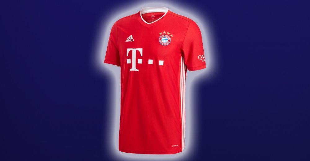 Bayern München - thuisshirt