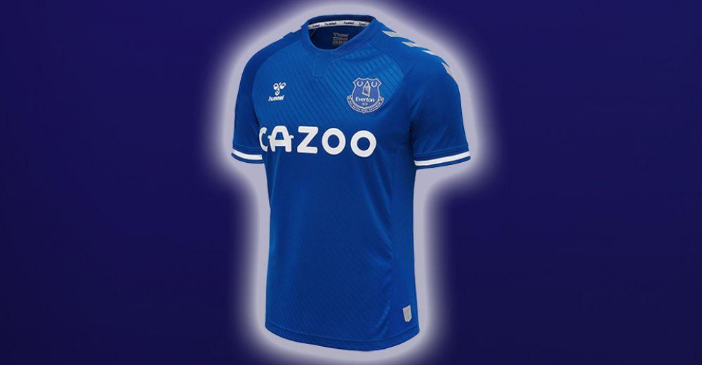 Everton - thuisshirt