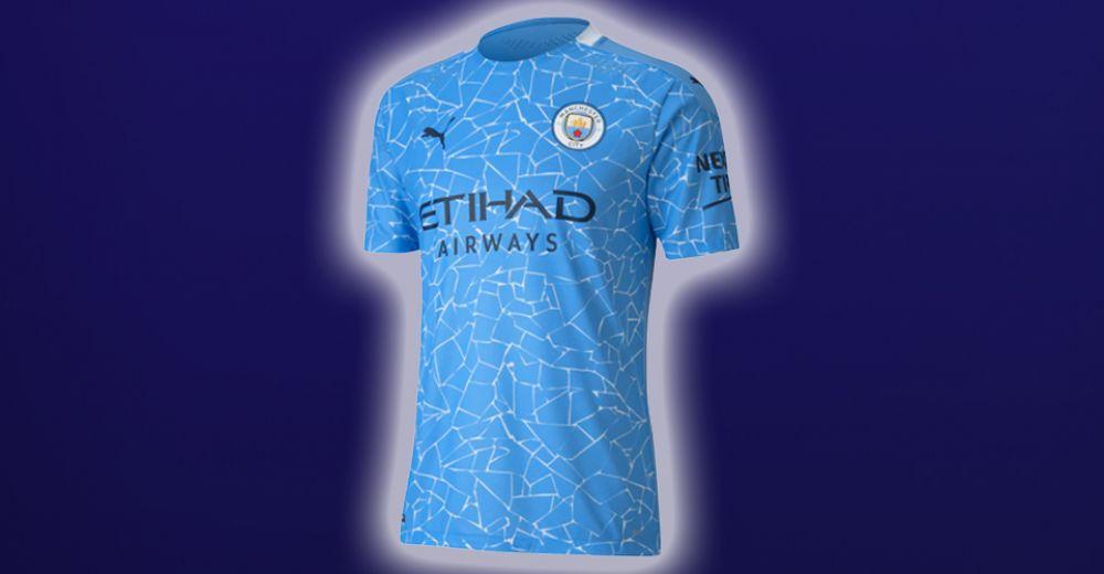 Manchester City - thuisshirt