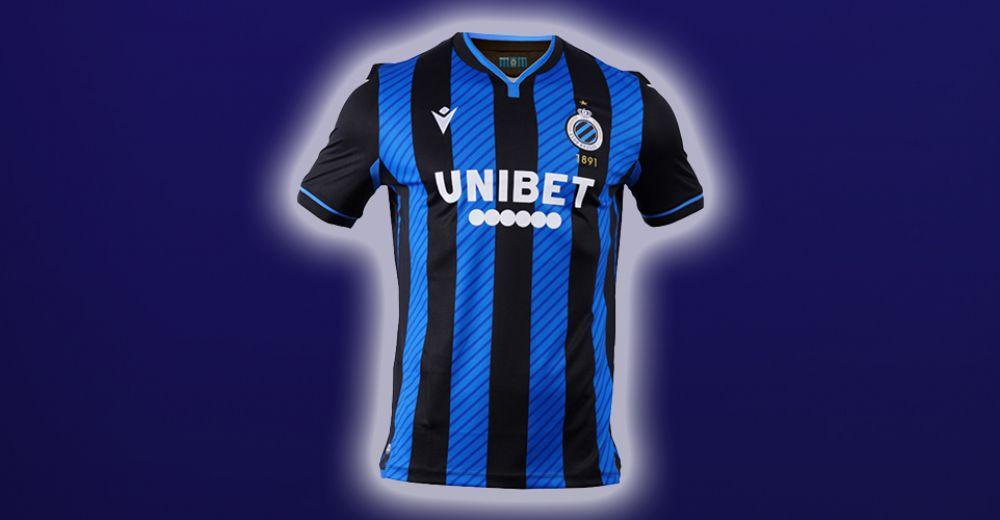 Club Brugge - thuisshirt