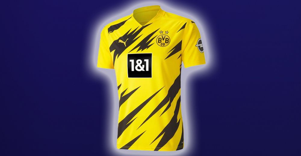 Borussia Dortmund - thuisshirt