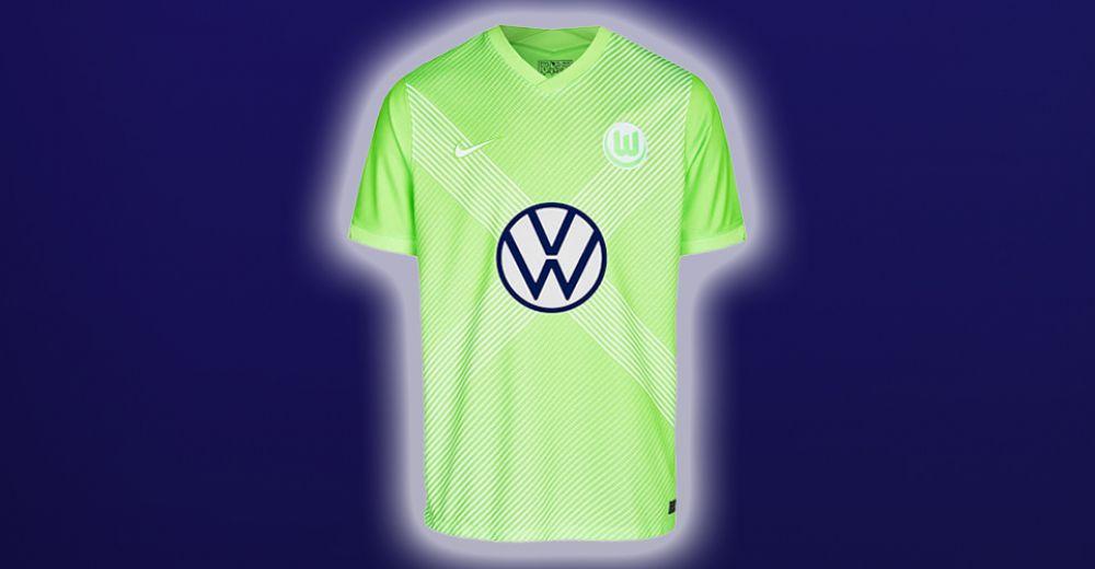 VfL Wolfsburg - thuisshirt