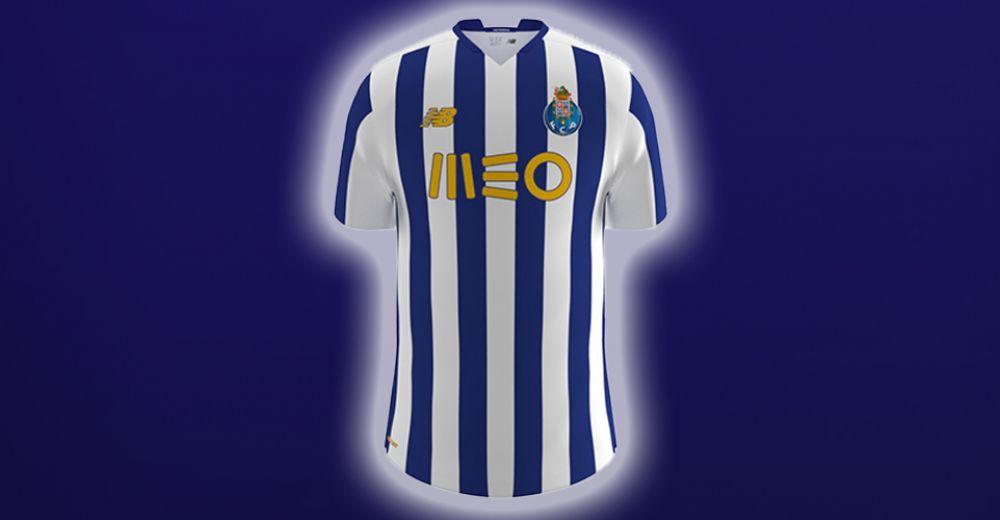 FC Porto - thuisshirt