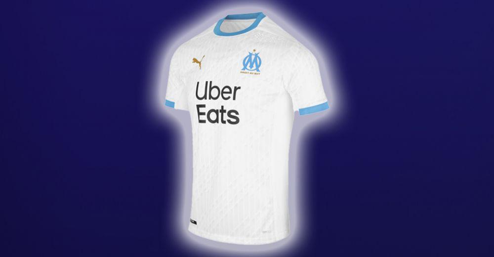 Olympique Marseille - thuisshirt