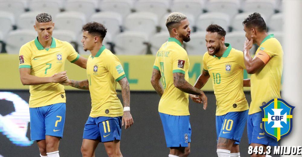 4. Brazilië