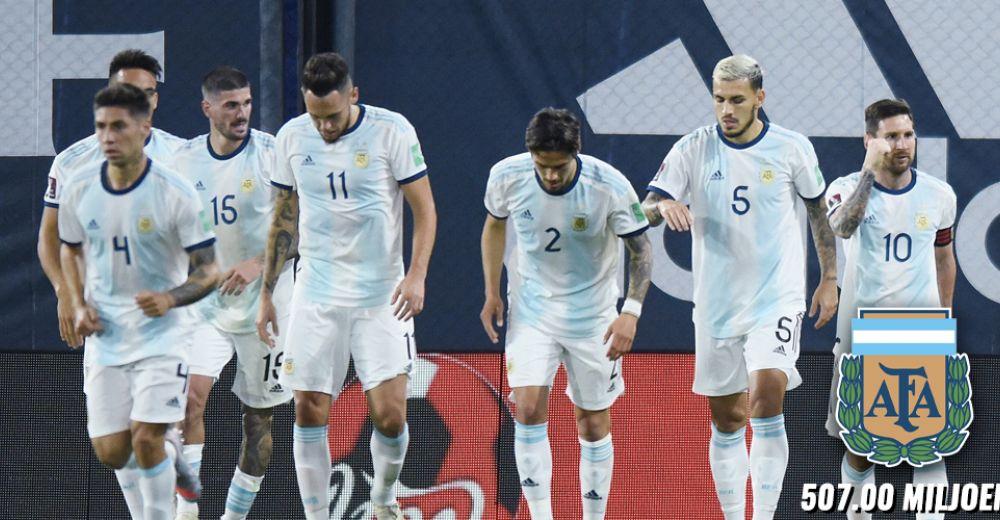 10. Argentinië