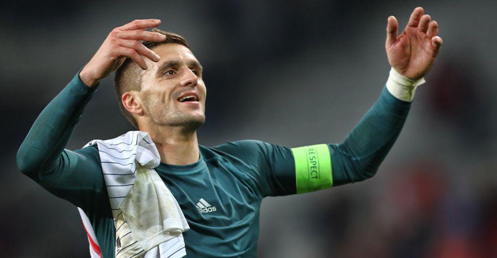 4. Dusan Tadic 18 wedstrijden