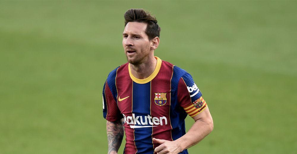 1. Lionel Messi (€100 miljoen)