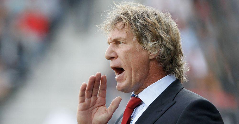 10. Gertjan Verbeek (17 speelrondes als trainer van Feyenoord)