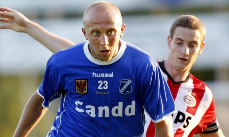 Afbeelding: Voormalig PSV-jeugdspeler: 'Ik heb Menzo helemaal de tyfus gescholden'