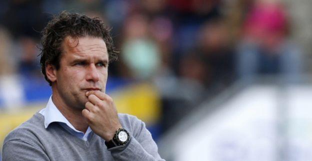 Amateurtrainer niet met De Jong naar De Graafschap: De mensen zijn hier leuk