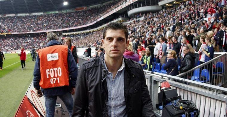 'Toen Ajax zich meldde was ik bijna 28, ik wilde graag nog een stap maken'