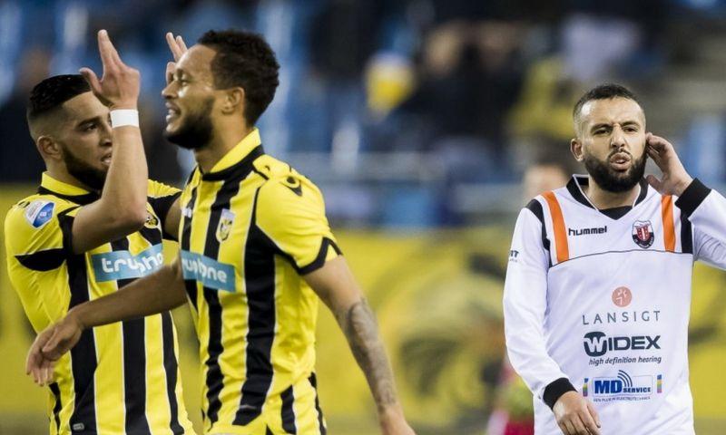 Afbeelding: Vitesse kent eenvoudige bekeravond, AZ worstelt met ASWH