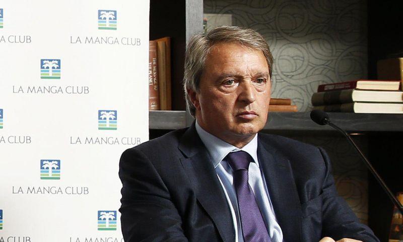 Afbeelding: 'Van Holsbeeck zat aan de tafel met sportief directeur van Italiaanse club'