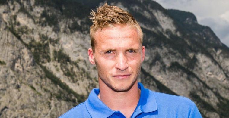 Nieuwe stap in de maak voor Büttner (ex-Anderlecht): Mondelinge overeenkomst
