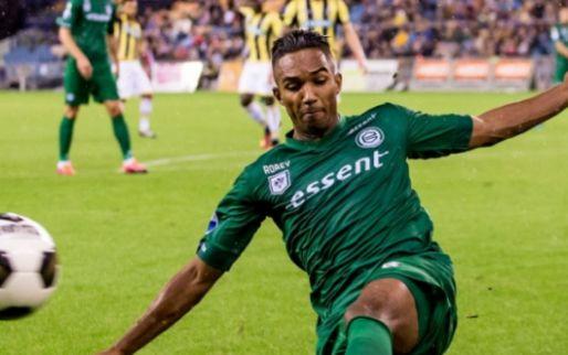 Afbeelding: 'FC Groningen onderhandelt met hekkensluiter over wintertransfer Hoesen'