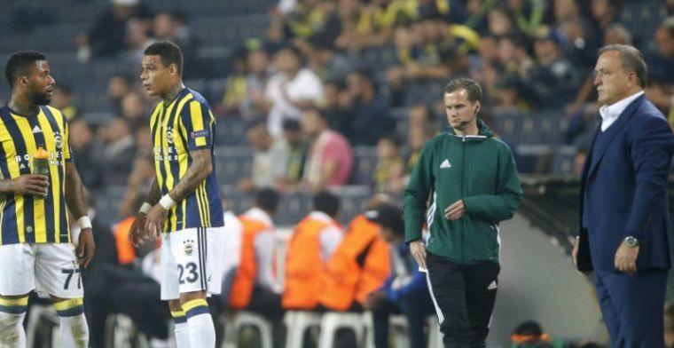 'Van der Wiel heeft transfer bijna te pakken: opvallende move rechtsback'