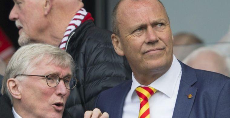 Plan voor Eredivisie met 16 clubs schiet in verkeerde keelgat: 'Ongepast'