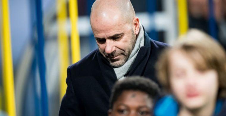 Ajax-trainer Bosz heeft transferprioriteit en kan markt op: 'Directe versterking'