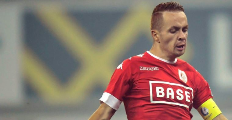 Trebel zet grove middelen in voor transfer naar AA Gent, Standard woedend