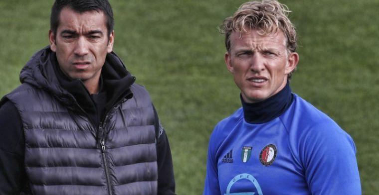 Feyenoord maakt contractverlenging officieel: 'Voelt goed om te mogen blijven'