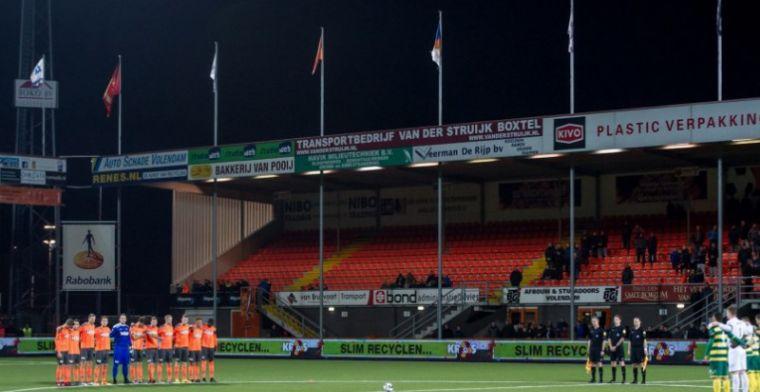 'AS Roma kijkt naar FC Volendam-speler; toptalent hoopt op Nederlandse club'