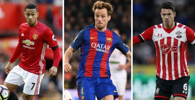 Dit zijn de twaalf grootste transferdoelwitten van de winterse transferperiode