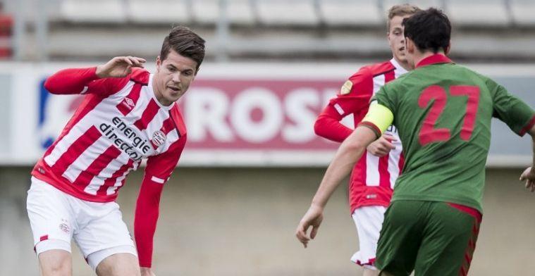Optimistische Van Ginkel ziet vertrouwd scenario bij PSV: 'Neem nou Ajax'