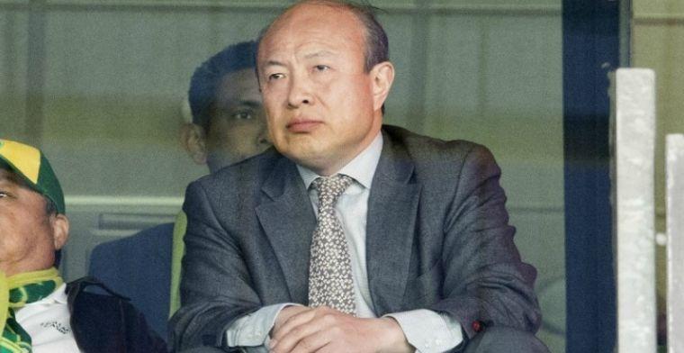 Wachtend ADO ziet Wang de handen ineen slaan met Spaanse bond
