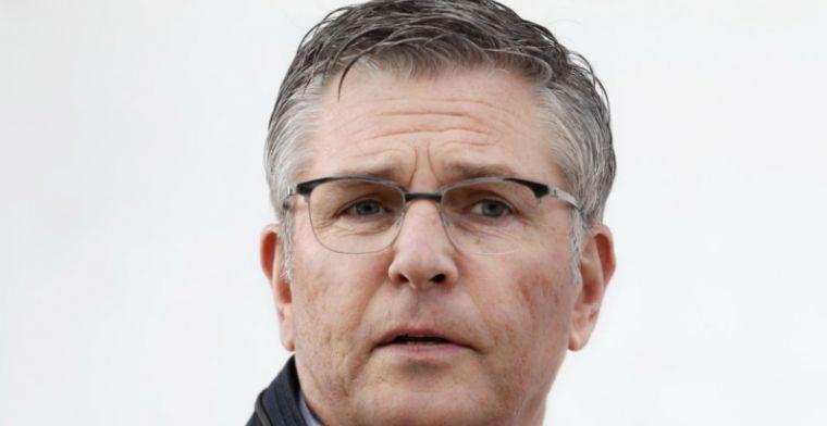 Van Geel: 'Lager dan de eerste plaats is een enorme teleurstelling'