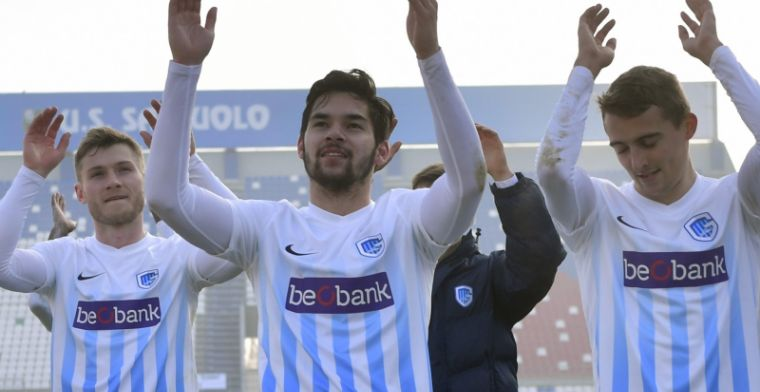Stuivenberg legt Bundesliga-club over de knie in officieus debuut bij Genk