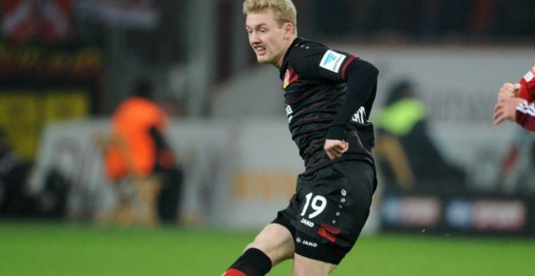Klopp wil Bayern München te snel af zijn in strijd om Duits international