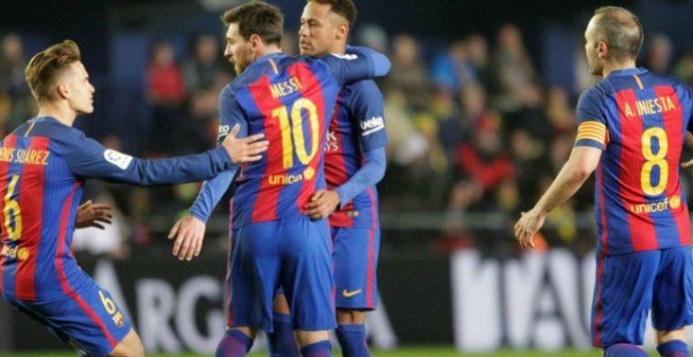 Barça moet puzzelen: salarisbeperking staat nieuw contract Messi in de weg
