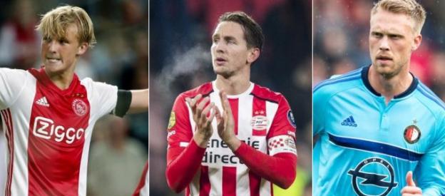Feyenoord vs. Ajax vs. PSV: Ajax sterk in nieuwe jaar, Feyenoord uitermate zwak