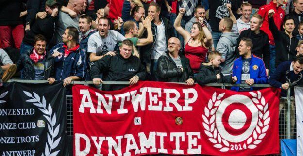CEO van Lierse woedend: Supporters van Antwerp deden andere zaken
