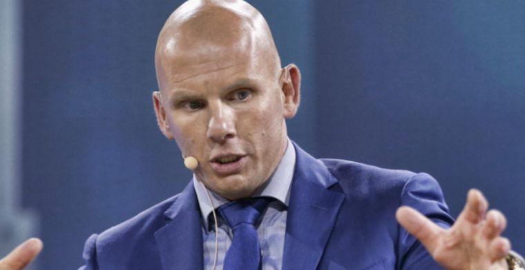 Van Halst over 'kind van de rekening': 'Mag nooit gebeuren bij een voetbalclub'