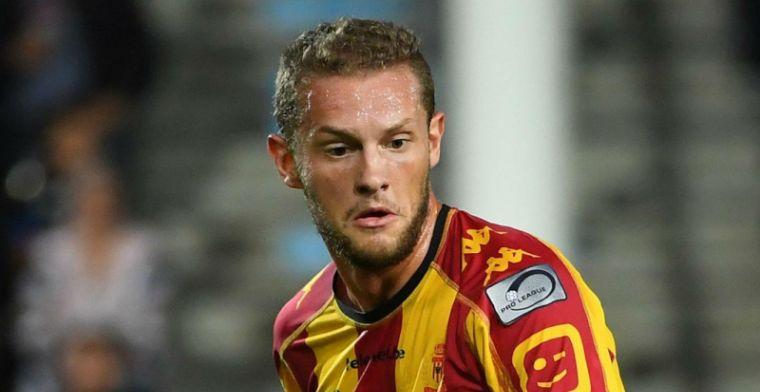 'Standard krijgt Deense concurrentie voor middenvelder'