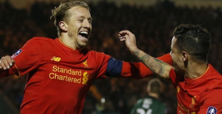 FA Cup: Liverpool met falende Origi stelt orde op zaken, Southampton ontsnapt