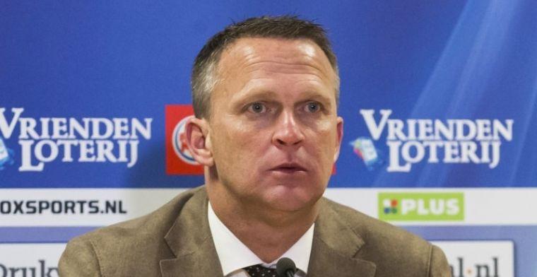 Update: Van den Brom ontkent aanstaand vertrek naar Maccabi Tel Aviv