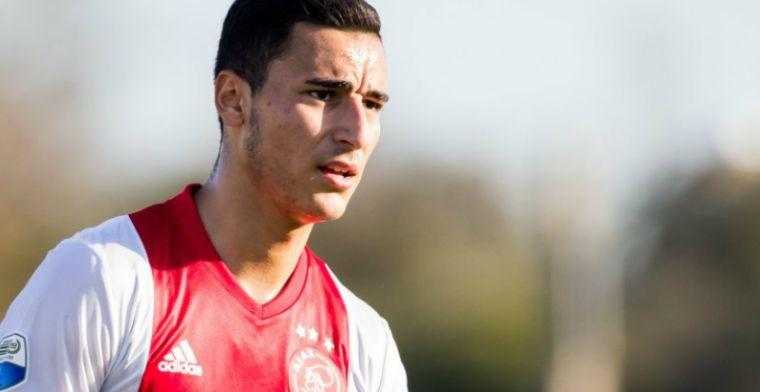 'El Ghazi nu echt op weg naar uitgang: Ajax lijkt zelf eerst te willen handelen'