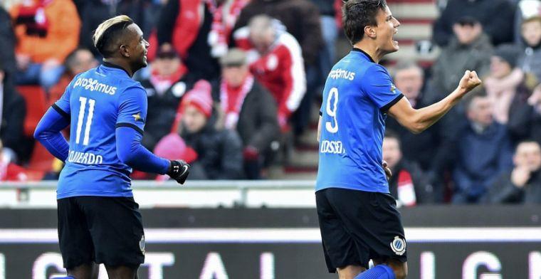 Club Brugge vernedert Standard met hulp van doelman Hubert