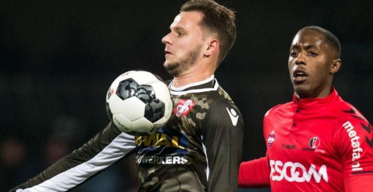 7102c6dc3a02df Middenvelder met Feyenoord-verleden zit wéér zonder club: 'Hier en daar  contact'